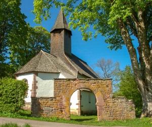 1000-jähriges-St.-Nikolaus-Kirchlein