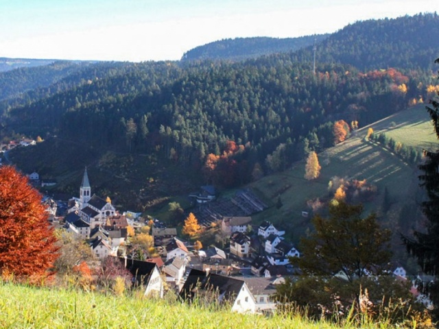 Lauterbacher Wandersteig Etappe 2