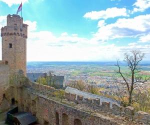 Auerbacher-Schloss-Rheinebene