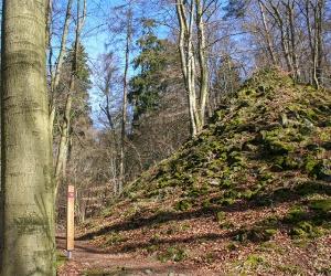 Eingang_Firnsbachtal_Pfosten