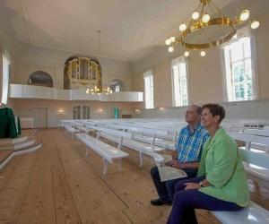 Herrnhuter-Kirchensaal