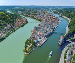 Passau_Dreifluesseeck