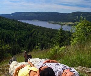 Rast-auf-dem-Bildsteinfelsen-Foto-Schluchtensteig-Schwarzwald
