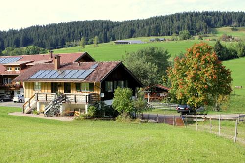 Ferienhof schmid - Landhausmobel bayern ...