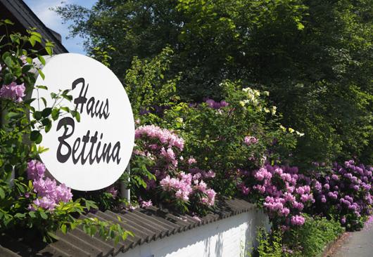 Gästehaus Bettina wanderkompass
