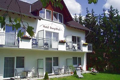 Hotel Garni Engel Im Salinental Bad Kreuznach