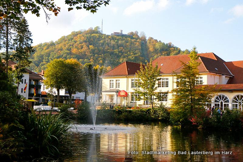 Bad Lauterberg Hotel Am Kurpark