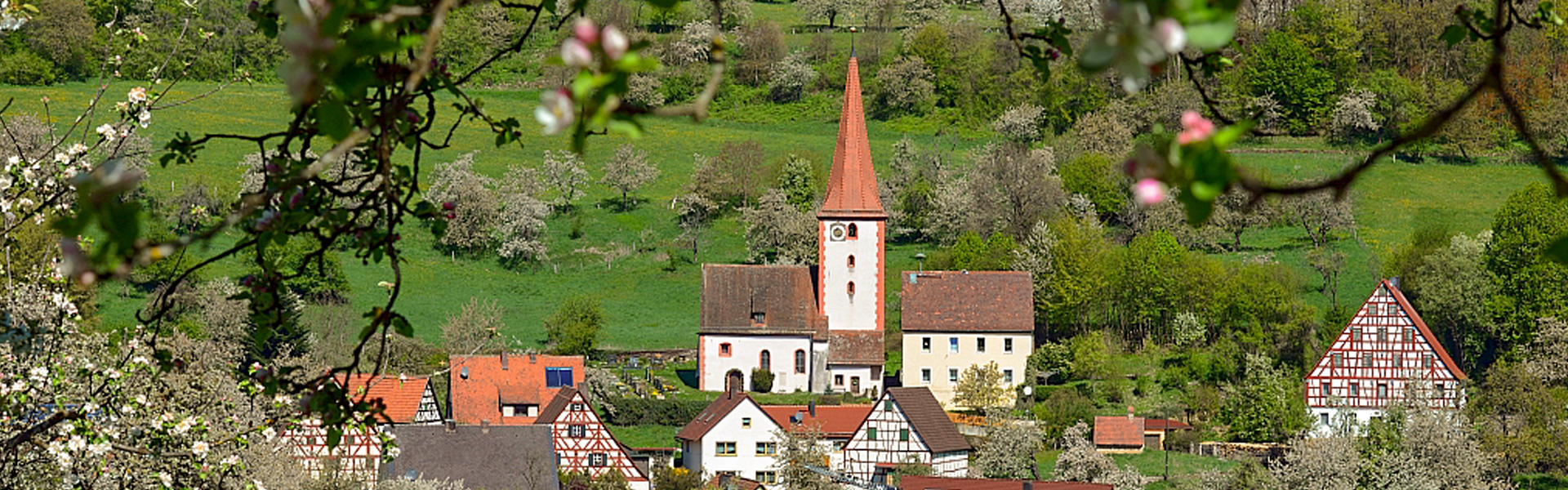 Wandern in Kirchensittenbach