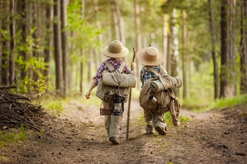 Mit Kindern zum Wandern gehen – Worauf Sie achten sollten