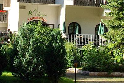 Berghotel Tannenhof-Schwarzwaldblick
