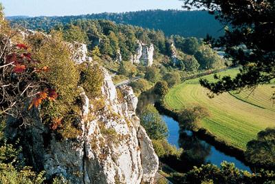 Altmühltal Panoramaweg  Teil I + II