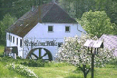Krüseliner Mühle