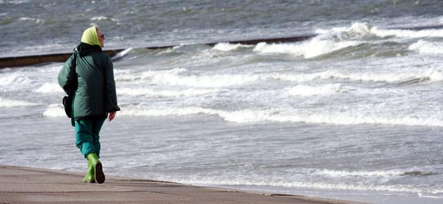 Andersartig wandern: der Nordseewanderweg in Dänemark