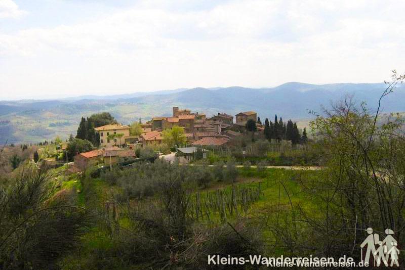 Tour Toskana