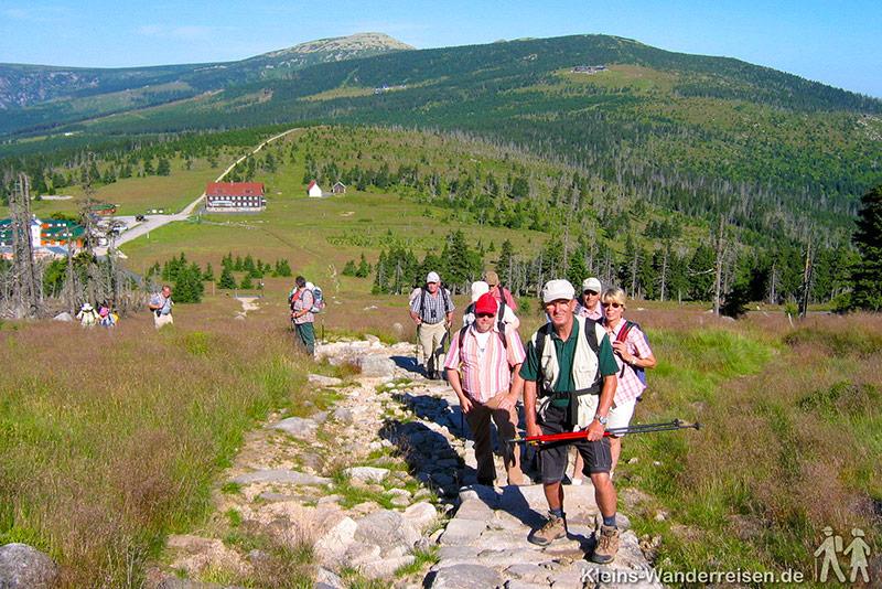 Tour Riesengebirge
