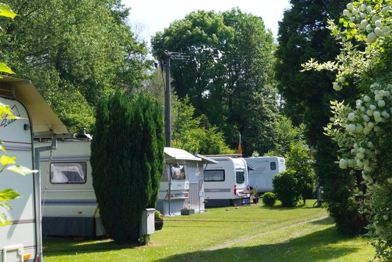 Camping im Siebengebirge