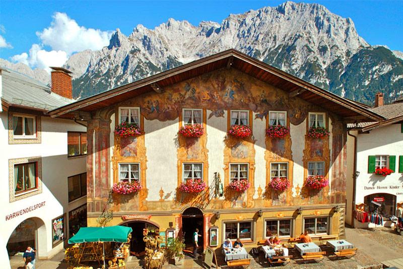 Traditions-Gasthof Alpenrose
