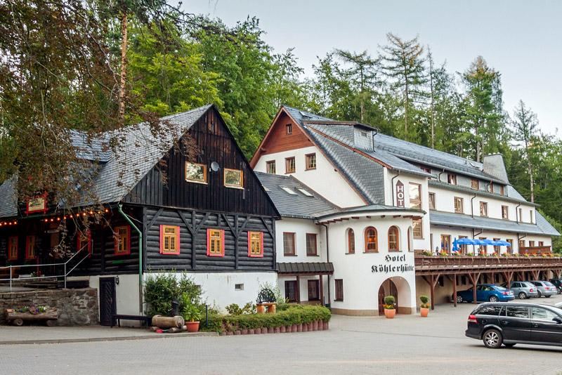 Hotel und Restaurant Köhlerhütte