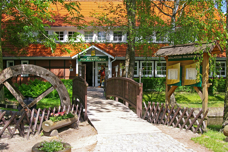 Hotel Köllnitzer Hof und Fischerei Köllnitz