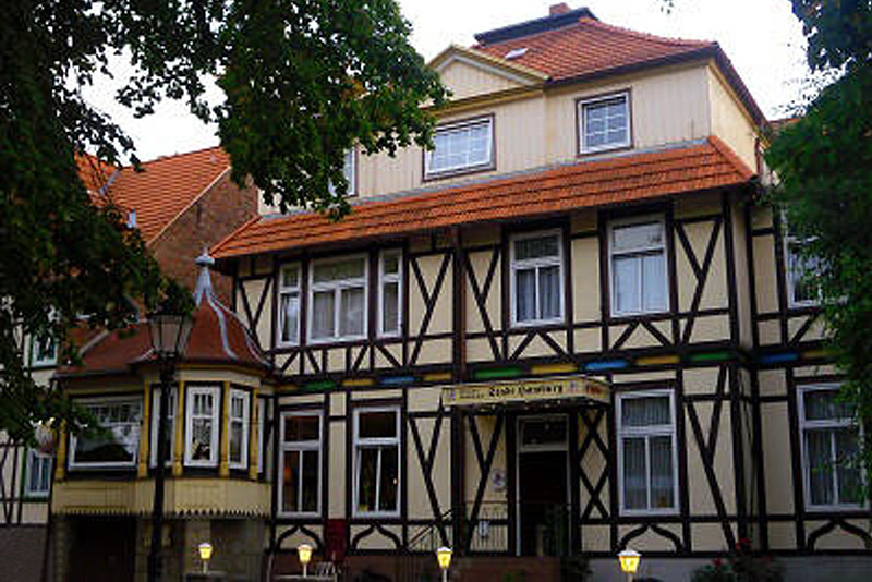 Pension & Restaurant Stadt Hamburg