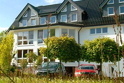 Pension & Apartment Schweinsberg
