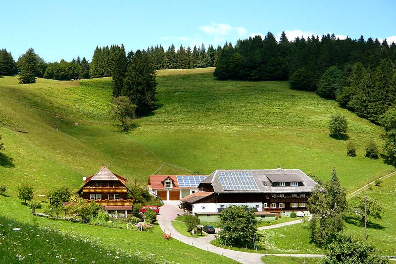 Ferienwohnung Gipfhof