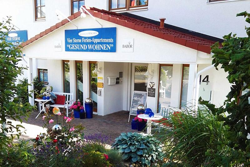 """Vier Sterne Haus """"Gesund Wohnen"""""""