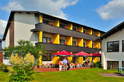 Hotel & Restaurant Im Kräutergarten