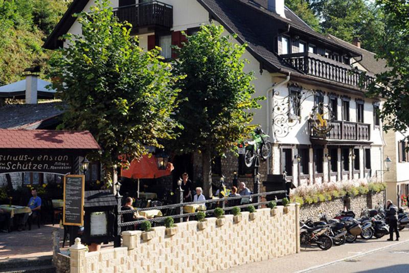Hotel-Restaurant Schützen