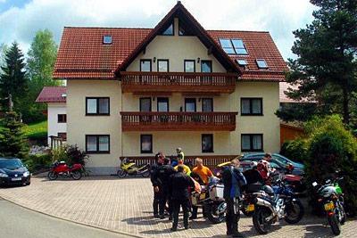 Gasthaus-Pension Pfefferstübchen