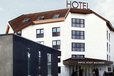 Hotel Stadt Balingen