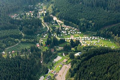 Meyersgrund - Feriendorf und Campingplatz