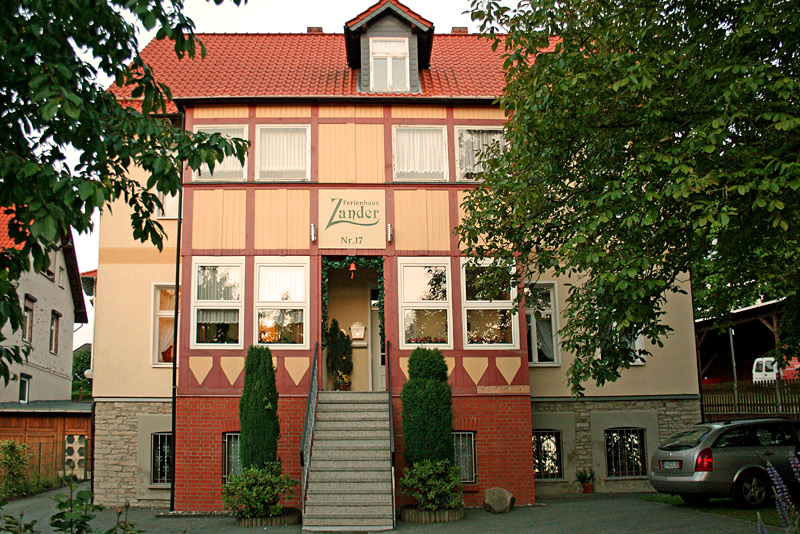 Appartement Zander