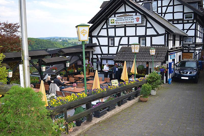 Hotel-Café-Restaurant Degenhardt