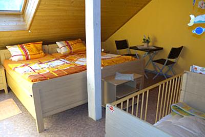 Ferienwohnung Haus Rosi