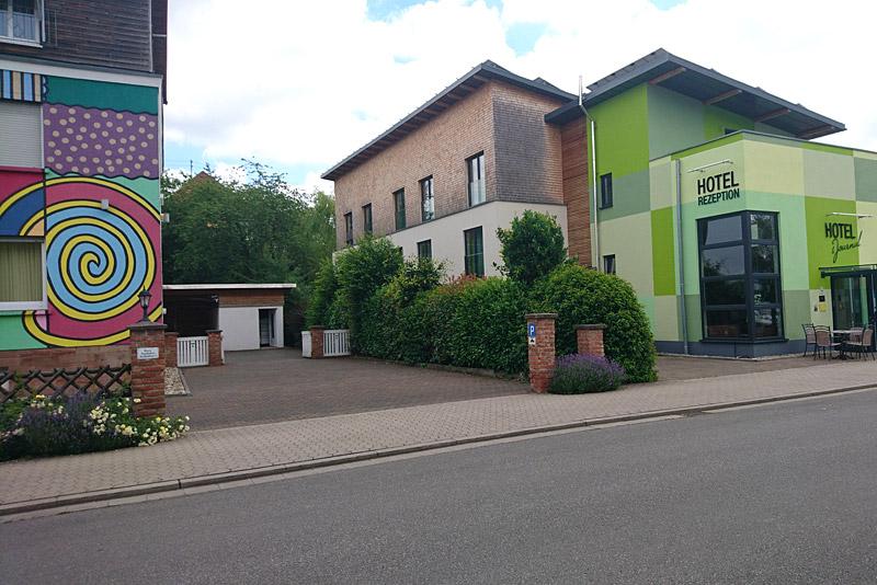 Hotel und Auberge Le Journal