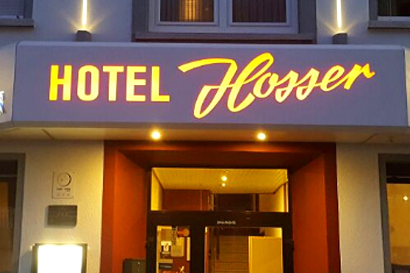 Hosser's Hotel-Restaurant