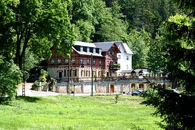 ***Hotel Forsthaus im Kirnitzschtal