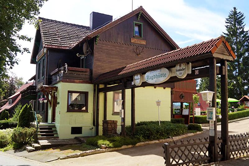Hotel-Pension Jagdhütte
