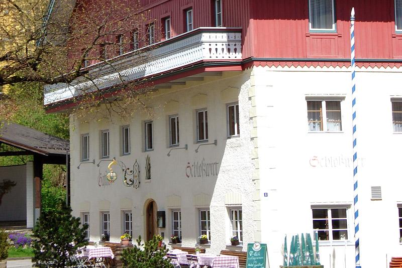 Schloßwirt Hotel-Garni