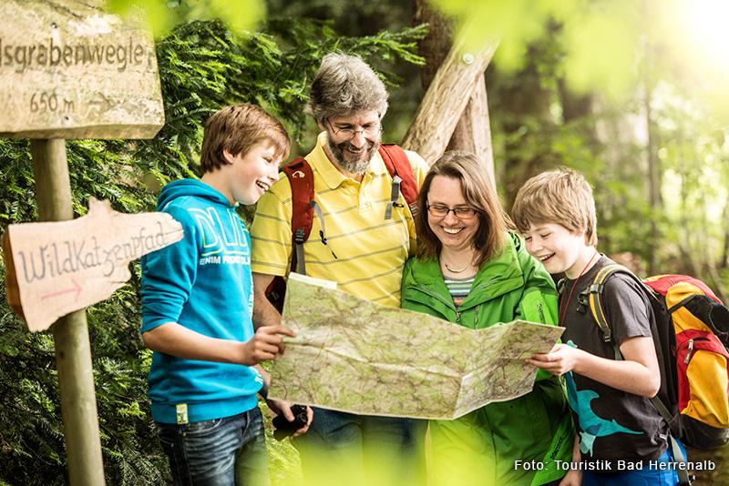 Genussvoll Wandern im Nordschwarzwald (4 Tage)