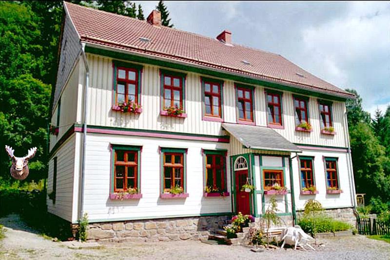 Ferienwohnungen Altes Forsthaus