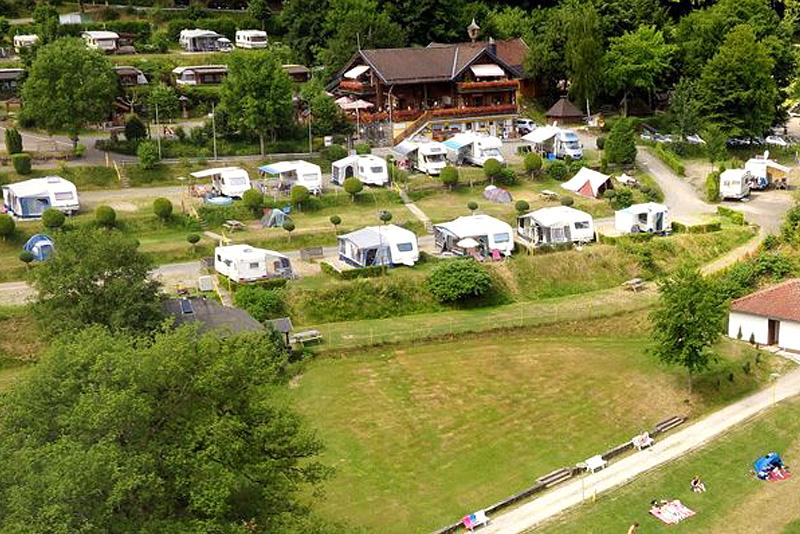 Campingpark Wiesenbeker Teich