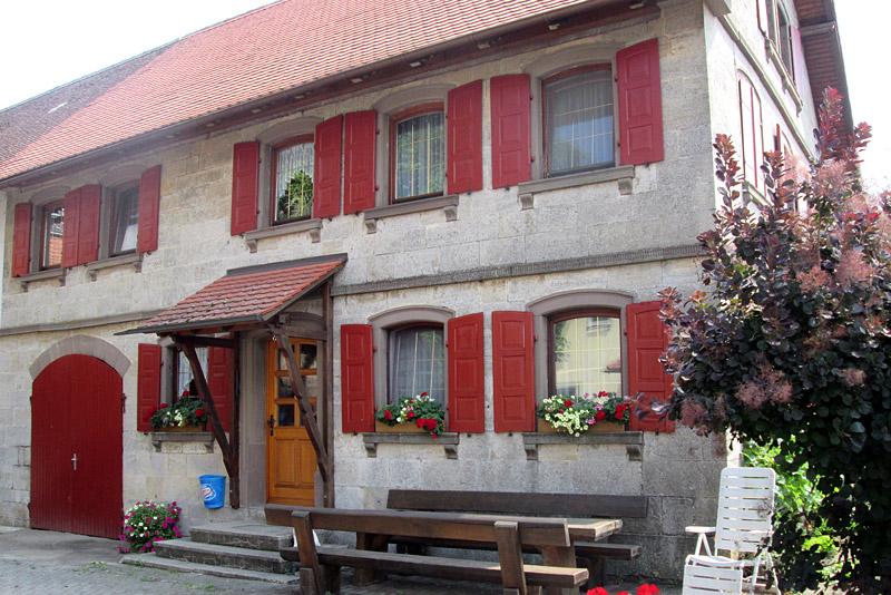 Gasthaus zum Goldenen Roß
