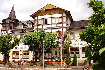 """Hotel & Gasthaus """"Zur Linde"""""""