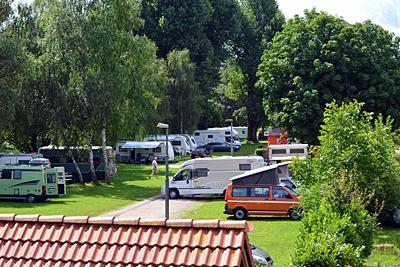 Camping- und Reisemobilpark TREVIRIS
