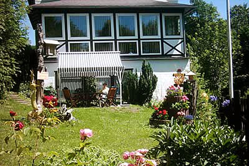 Ferienwohnungen Altes Forsthaus Fischbach