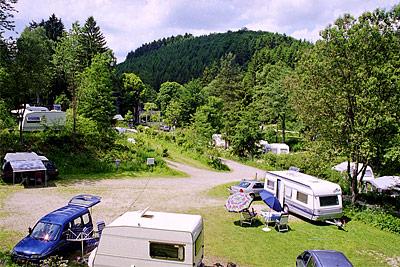 Naturcampinganlage Schafbachmühle
