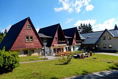 Hotel Rennsteighütte garni