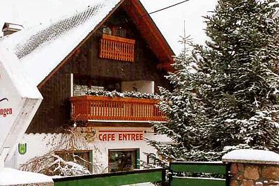 Ferienwohnung-Café Entrée